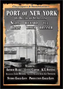 Port of New York (La Brigade des stupéfiants) - Edition remasterisée [FR Import]