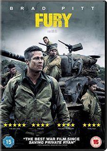 Fury [UK Import]