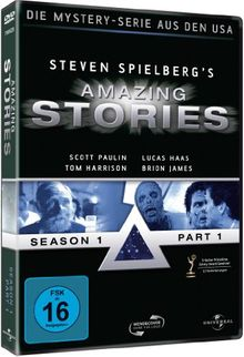 Amazing Stories - Season 1 Part 1 (DVD)