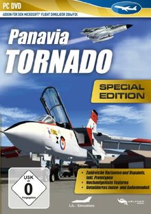 Flight Simulator X - Panavia Tornado Special Edition