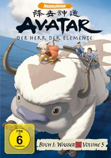 Avatar - Der Herr der Elemente, Buch 1: Wasser, Volume 5