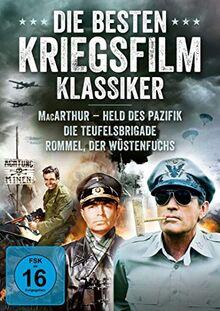 Die besten Kriegsfilm-Klassiker [3 DVDs]