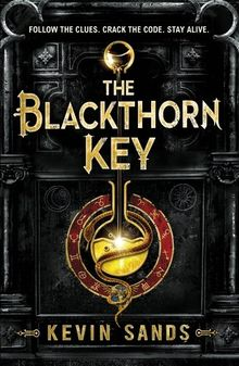 The Blackthorn Key (The Blackthorn Trilogy)