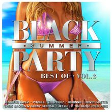 Best of Black Summer Party Vol.8