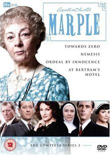 Miss Marple - Series 3 [4 DVD Boxset] [UK Import]