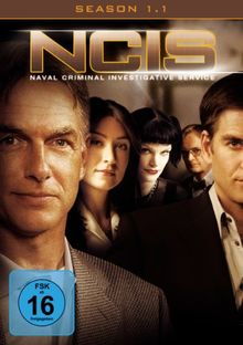NCIS - Season 1, 1.Teil [3 DVDs]
