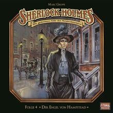 Sherlock Holmes, Folge 4: Der Engel von Hampstead