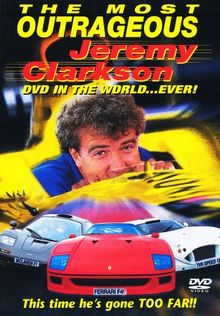 Jeremy Clarkson - The Most Outrageous [UK Import]