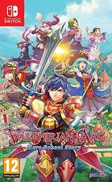 Valthirian Arc: Hero School Story Nintendo Switch [