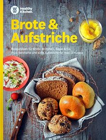 Brote & Aufstriche Kochbuch von Weight Watchers 2020