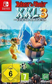 Asterix & Obelix XXL3 - Der Kristall-Hinkelstein - Standard-Edition [