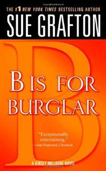 B Is for Burglar (Kinsey Millhone Mysteries)