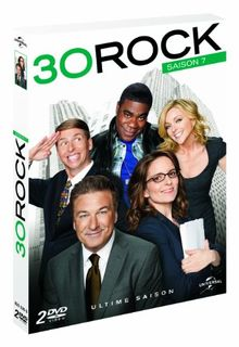 Coffret 30 rock, saison 7 [FR Import]