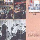 The British invasion - The history of British rock, Vol.4