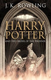 Harry Potter and the Order of the Phoenix (Book 5) (Adult Edition)