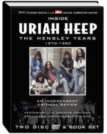 Uriah Heep - Critical Review 1970-1980 [2 DVDs]