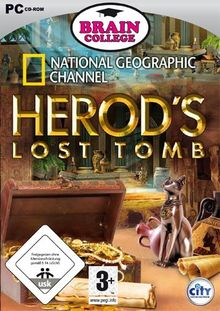 National Geographic presents: Herods Lost Tomb