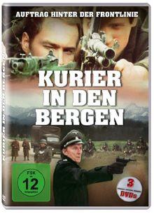 Kurier in den Bergen (3 DVDs)