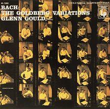 Goldberg Variations,Bwv 988 (1955 Recording) [Vinyl LP]