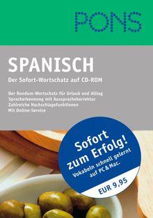 PONS - Sofort-Wortschatz Spanisch