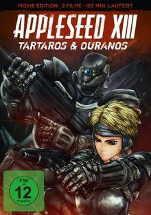 Appleseed XIII: Tartaros/Ouranos