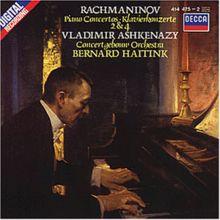 Klavierkonzerte 2 und 4