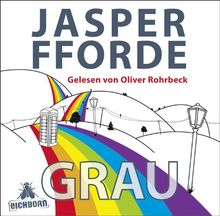 Grau: Ein Eddie-Russett-Roman.
