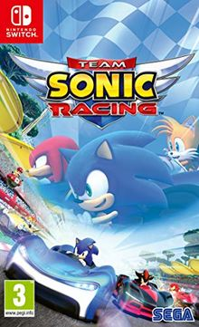 Team Sonic Racing [Nintendo Switch] [PEGI-AT]