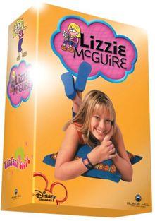 Lizzie McGuire Box Set 2 [4 DVDs]