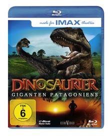 IMAX: Dinosaurier - Giganten Patagoniens [Blu-ray]