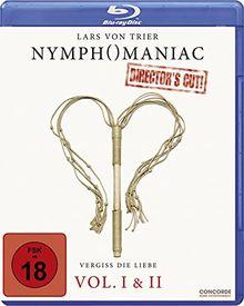 Nymphomaniac Vol. I & II [Blu-ray] [Director's Cut]