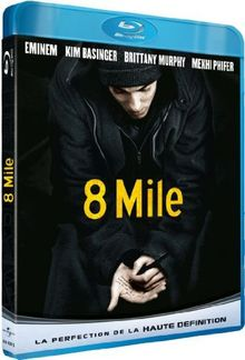 8 mile [Blu-ray] [FR Import]