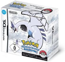 Pokémon Silberne Edition - SoulSilver inkl. Pokéwalker