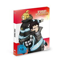 Fire Force - Vol. 1 - [Blu-ray]