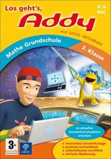 Addy-Mathe Grundschule 3. Klasse-PC