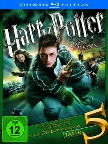 Harry Potter und der Orden des Phönix (Ultimate Edition) [Blu-ray]