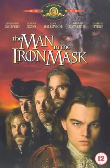 Man In The Iron Mask The [UK Import]