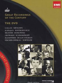 Various Artists - Best of Great Recordings [2 DVDs]