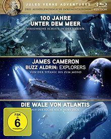 Jules Verne Adventures Box [Blu-ray]