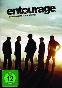 Entourage - Die komplette achte Staffel [2 DVDs]