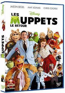 Les muppets, le retour [FR Import]