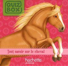 Quiz box : Tout savoir sur le cheval