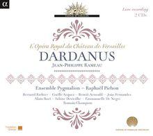 Jean-Philippe Rameau: Dardanus (Fassung von 1744)