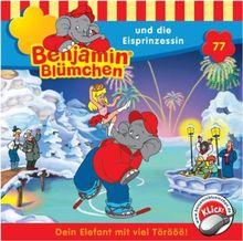 Benjamin Blümchen - Folge 77: Und die Eisprinzessin