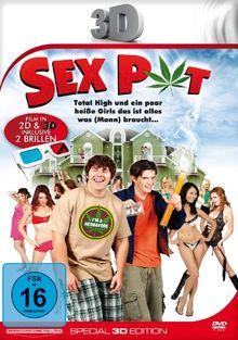 Sex Pot 3D - unrated Version (inkl. 2 Brillen)