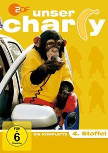 Unser Charly - Die komplette 4. Staffel [4 DVDs]