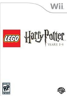 Lego Harry Potter Year 1-4