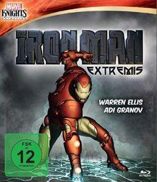 Iron Man: Extremis [Blu-ray]