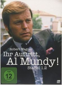 Ihr Auftritt, Al Mundy! - Staffel 1.2 [3 DVDs]