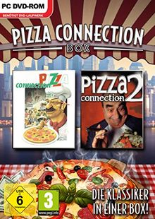 Pizza Connection Box, Standard, [Windows 8]